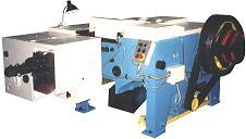 DOUBLE-STROKE SINGLE-IMPRESSION DIE WIRE NAIL MACHIN