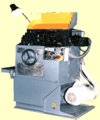 AUTOMATIC MACHINES FOR MAKING SPRING WASHERS